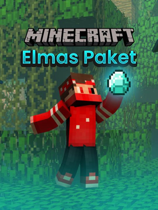 Minecraft Elmas Paket (Her Şeyi Değişen)